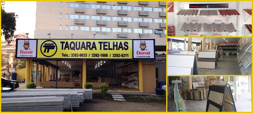 Bem-vindo à Taquara Telhas
